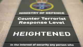 New counter terrorism strategy launched