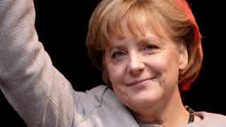 Islam 'not the source of terrorism', says Merkel