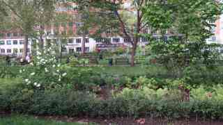 Image from: Bloomsbury Squares & Gardens