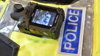 CT police criticised for not wearing body cameras