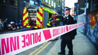 UK used as a reference for Counter Terror Response