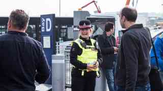 New counter terrorism tactics at Luton Airport