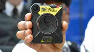 Last two London boroughs to receive BWV cameras