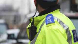 Man dies as van hits worshippers in Finsbury Park