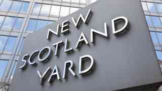 Counter terror police arrest teenage man in Hertfordshire