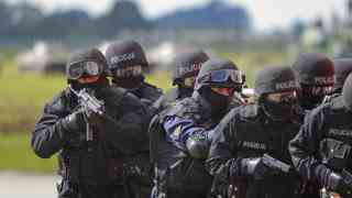 Met Police test counter terror response on River Thames