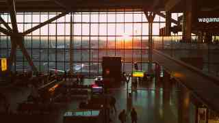 Woman held at Heathrow over terrorism probe