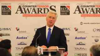 Fallon presents inaugural Counter Terror Awards