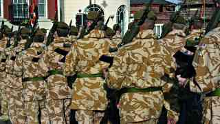 British forces 'no longer fit for purpose'