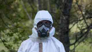 Plans for new chemical weapons defence centre