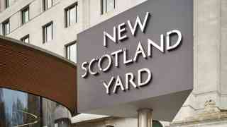 Man arrested on suspicion of terror offences