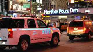 New York subway suspect charged with terrorism