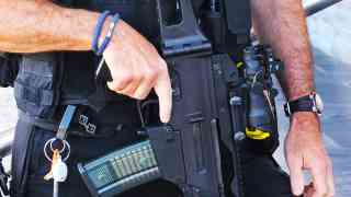 Rudd announces £24m for counter terrorism policing