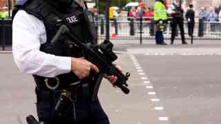 Heightened terror could put police 'at risk'