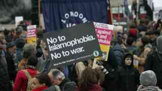 Far-right extremists targeting UK to spread hatred around world