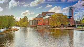 Counter terror measures for the Royal Shakespeare Theatre