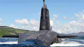 Report highlights Trident nuclear hack vulnerabilities