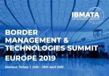 Border Management and Technologies Summit Europe 2019