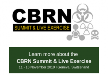 CBRN Summit & Live Exercise 2019