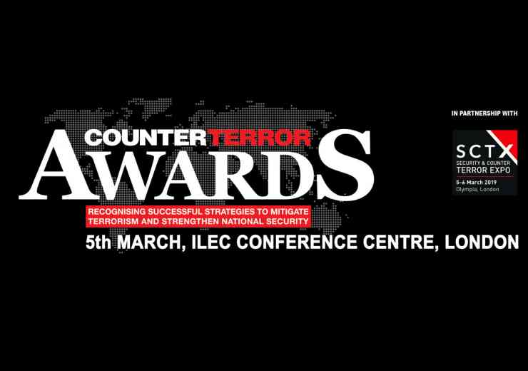 2019 Counter Terror Awards shortlist announced