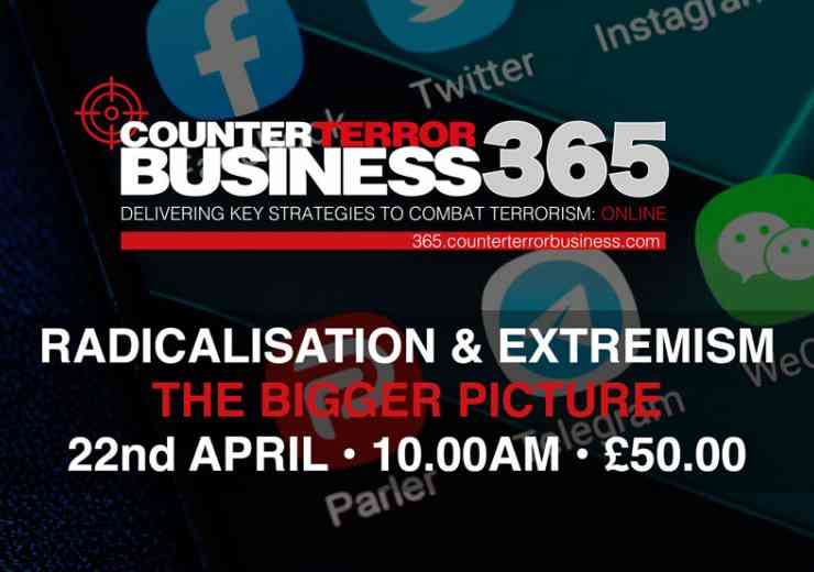CTB365 event to look at radicalisation and extremism