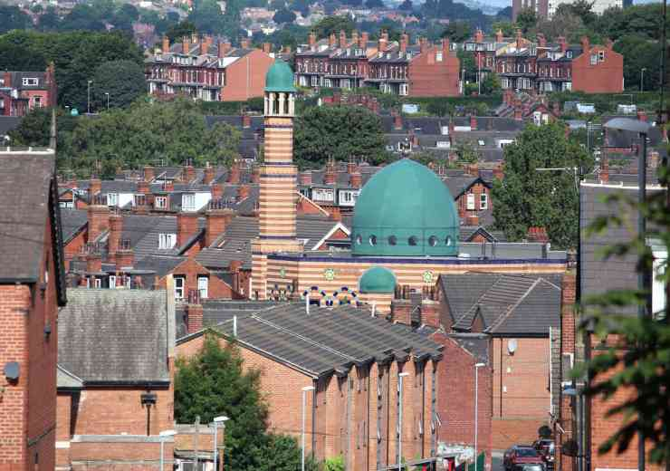 Counter terror investigation underway after five West Midlands Mosques damaged