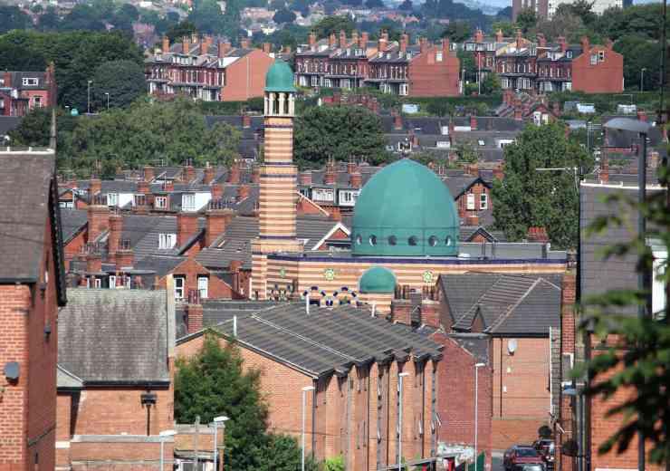 Counter terror investigation underway after five West Midlands Mosques damaged