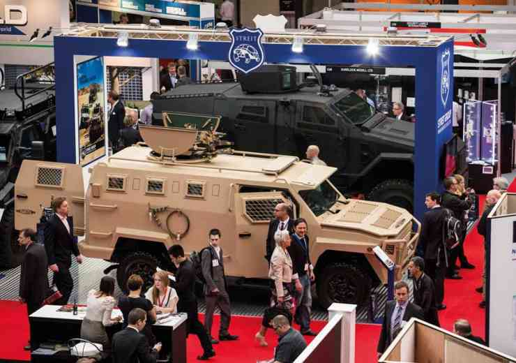 Security and Counter Terror Expo 2016