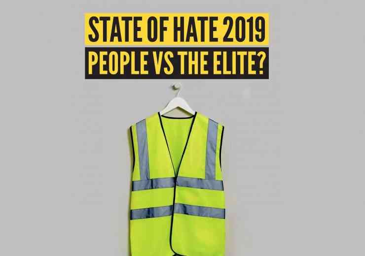 Far right groups becoming 'more extreme' says Hope not Hate report