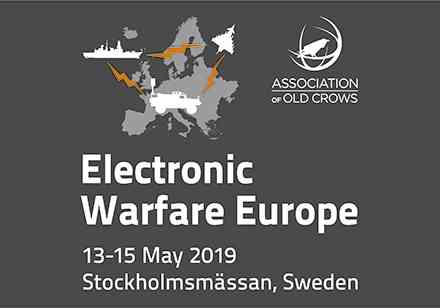 Electronic Warfare Europe 2019
